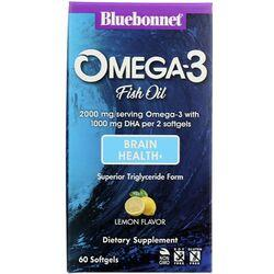 Bluebonnet NutritionNatural Omega-3 Brain Formula