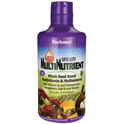 Bluebonnet NutritionSuper Earth Liquid MultiNutrient - Tropical Fruit