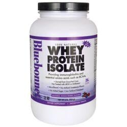 Bluebonnet NutritionWhey Protein Isolate - Mixed Berry