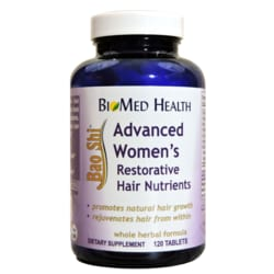 BioMed HealthAdvanced Women's Bao Shi Restorative Hair Nutrients