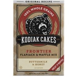Baker Mills Kodiak Cakes Flapjack and Waffle Mix - Buttermilk  & Honey