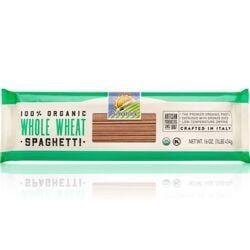 BionaturaeOrganic 100% Whole Wheat Spaghetti