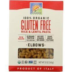 BionaturaeOrganic Gluten Free Elbow Pasta