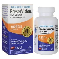 Bausch & LombPreserVision AREDS Lutein