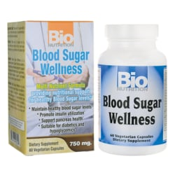 Bio NutritionBlood Sugar Wellness
