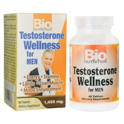 Bio NutritionTestosterone Wellness for Men