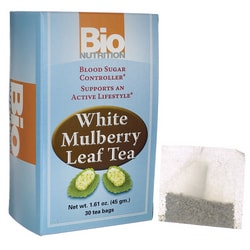 Bio NutritionWhite Mulberry Leaf Tea