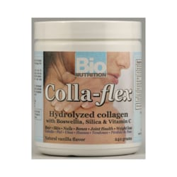 Bio NutritionColla-Flex Hydrolyzed Collagen - Vanilla