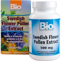 Bio NutritionSwedish Flower Pollen Extract