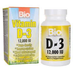 Bio NutritionVitamin D-3