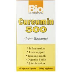 Bio NutritionCurcumin 500 (from Turmeric)