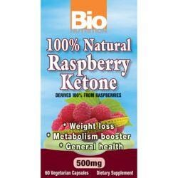 Bio Nutrition100% Natural Raspberry Ketone