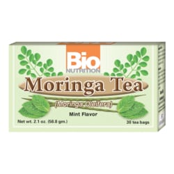 Bio NutritionMoringa Tea - Mint