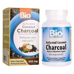 Bio NutritionActivated Coconut Charcoal