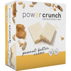 BioNutritional Research Group Power Crunch Protein Energy Bar Peanut Butter Creme