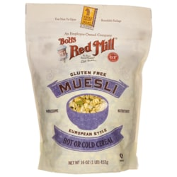 Bob's Red Mill Gluten Free Muesli