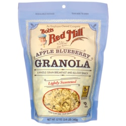 Bob's Red MillGranola Apple Blueberry