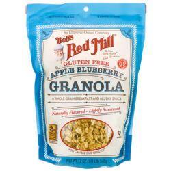 Bob's Red MillGluten Free Apple Blueberry Granola