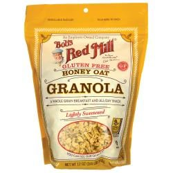 Bob's Red MillGluten Free Honey Oat Granola