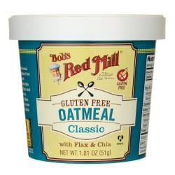 Bob's Red MillGluten Free Oatmeal Classic