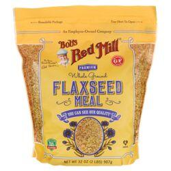 Bob's Red MillPremium Whole Ground Flaxseed Meal