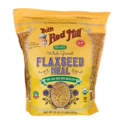 Bob's Red MillOrganic Whole Ground Flaxseed Meal