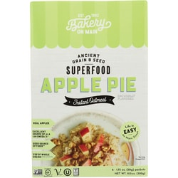 Bakery on MainApple Pie Instant Oatmeal