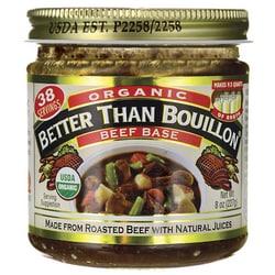 Better Than BouillonOrganic Beef Base