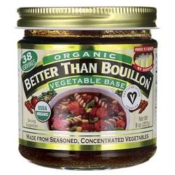 Better Than BouillonOrganic Vegetable Base