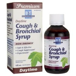Boericke & TafelDaytime Cough & Bronchial Syrup