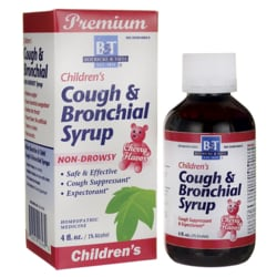 Boericke & Tafel Children's Cough & Bronchial Syrup