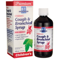 Boericke & TafelChildren's Cough & Bronchial Syrup Non-Drowsy - Cherry