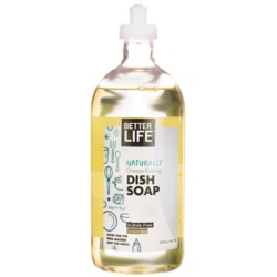 Better LifeDish It Out Dish Soap - Unscented