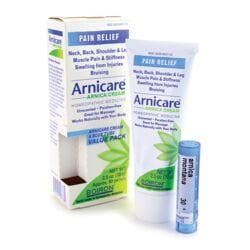 BoironArnica Cream & Blue Tube Value Pack