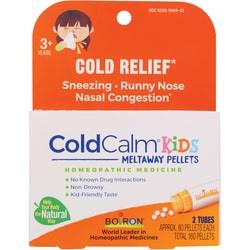 Boiron Children's Coldcalm Pellets