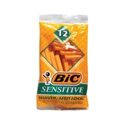BicSingle Blade Razor - Sensitive Skin
