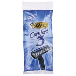 BicComfort 3 Razor for Men - Sensitive Skin