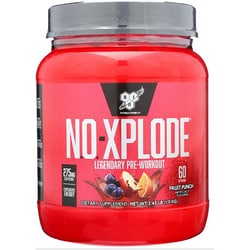 BSNN.O.-Xplode Pre-Workout Igniter - Fruit Punch