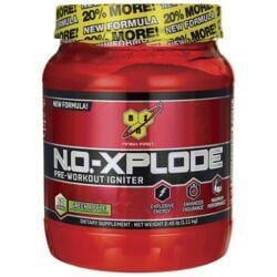 BSNN.O.-Xplode Pre-Workout Igniter - Green Apple