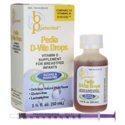 B ProtectedPedia D-Vite Drops