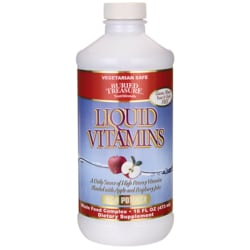 Buried TreasureHigh Potency Liquid Vitamins
