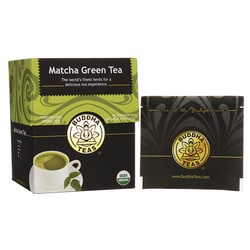 Buddha TeasMatcha Green Tea
