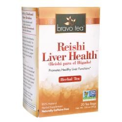 Bravo TeaReishi Liver Health Tea