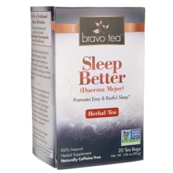 Bravo TeaSleep Better Tea