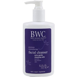 Beauty Without CrueltyFacial Cleanser Extra Gentle Cleansing Milk