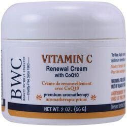 Beauty Without CrueltyVitamin C with CoQ10 Renewal Cream