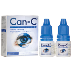 Can-CLubricant Eye Drops with N-Acetylcarnosine