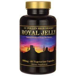 CC Pollen CompanyRoyal Jelly