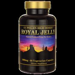 CC Pollen Company High Desert Royal Jelly 1000