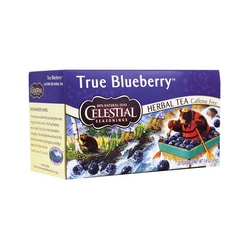 Celestial SeasoningsHerbal Tea True Blueberry - Caffeine Free